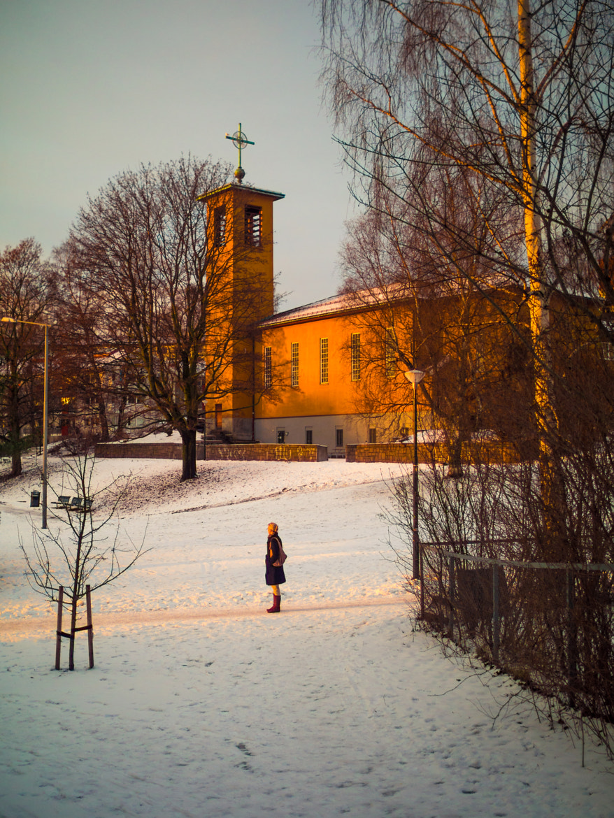 Photograph Facing the Sun by Øystein Vidnes on 500px
