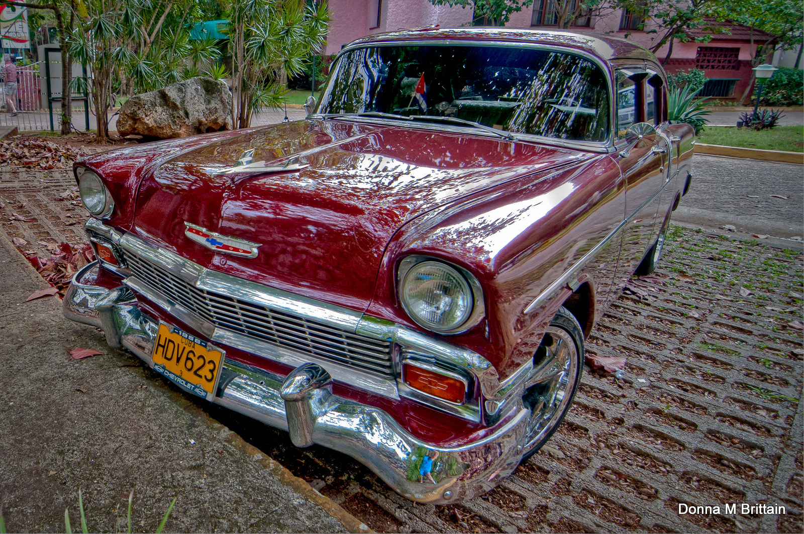 Photograph Cuban Beauty by Donna Brittain on 500px