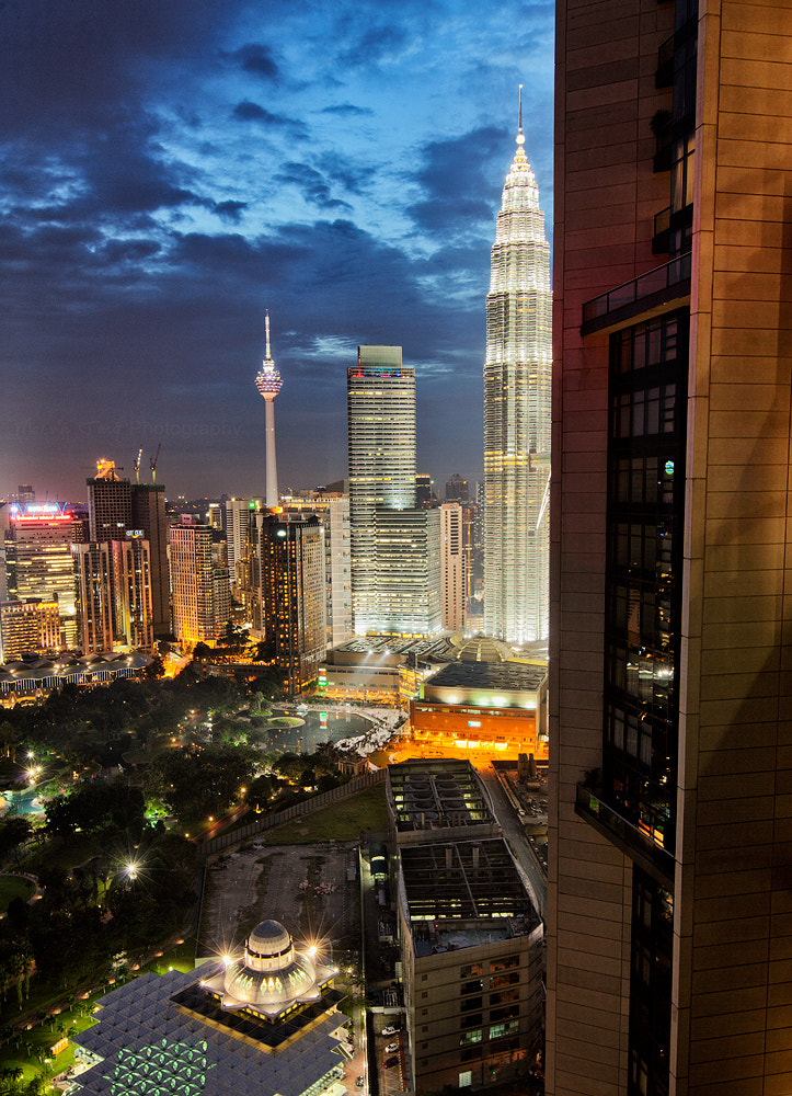 Photograph KL City by Melvin Tong on 500px