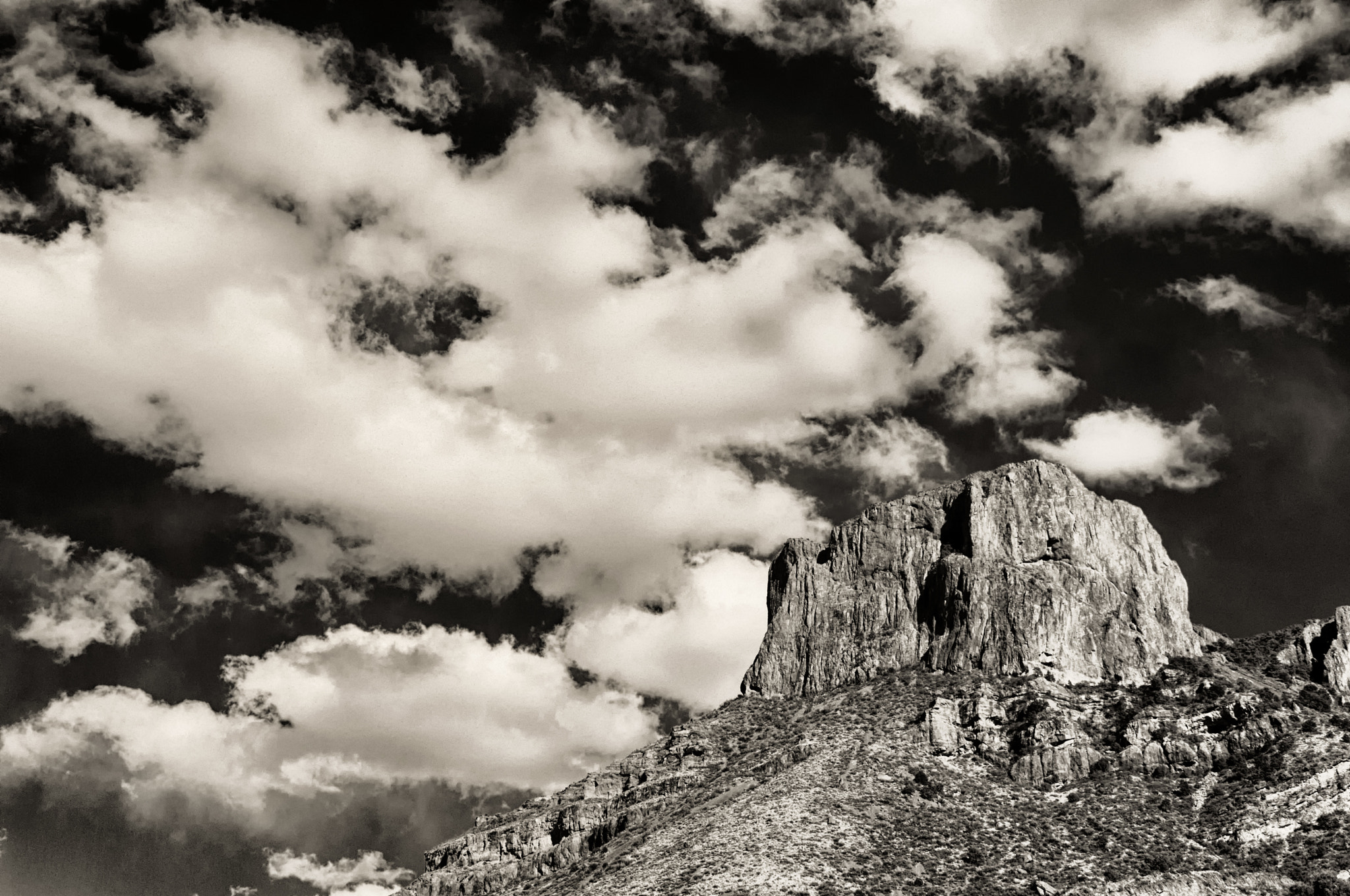 Photograph Sliding Clouds by Duane Bender on 500px