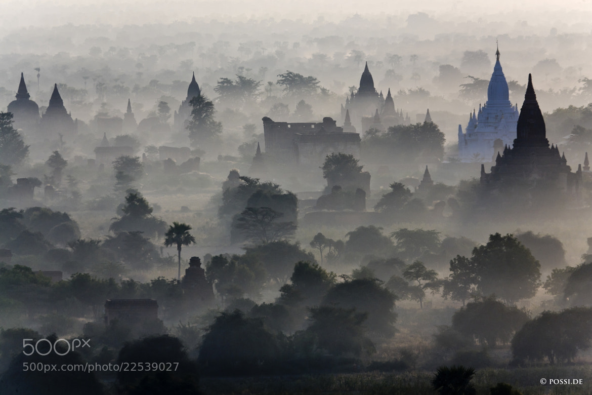 Photograph In the Mist of History  by Anneliese & Claus Possberg on 500px