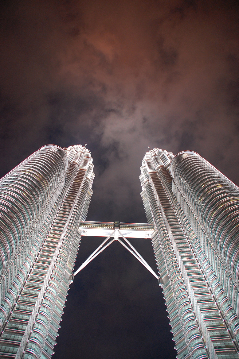 Photograph Sky Scraping by Natalie Loh on 500px