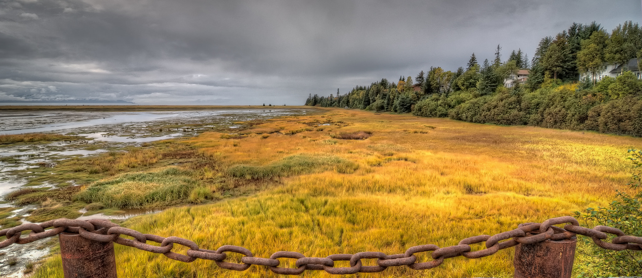 Photograph Vibrant Wetlands-Homer, Alaska by  Photo on 500px