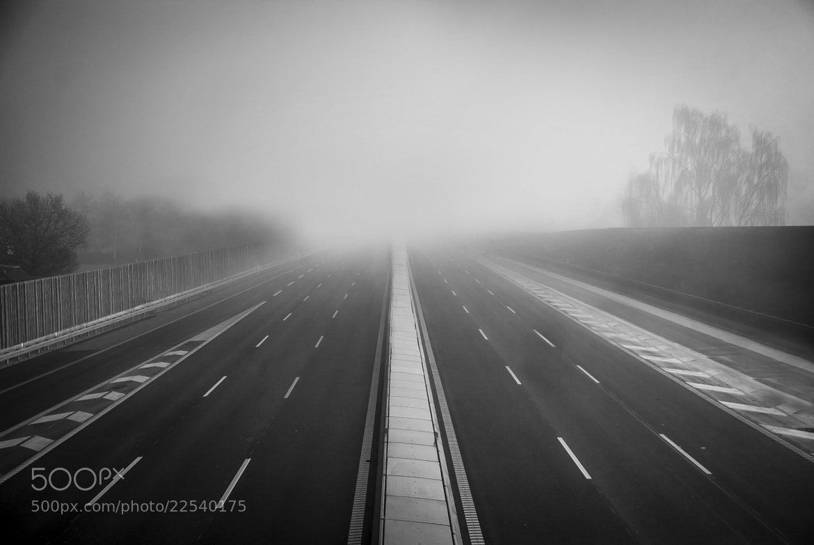 Photograph The road to nowhere by Betina Lerche on 500px