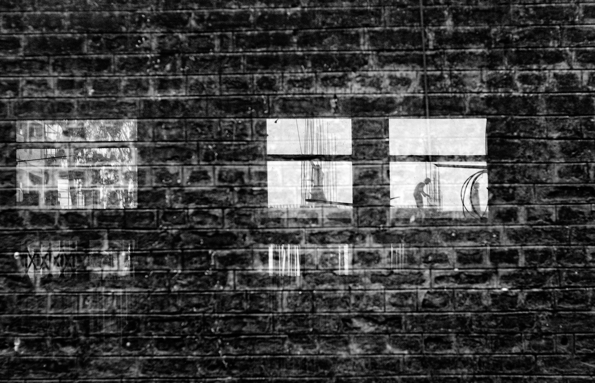 Photograph Broken Frames on the Wall by Vidhu S on 500px