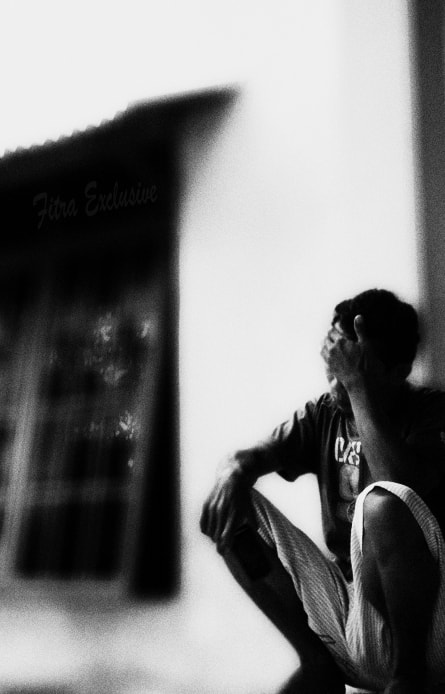 Photograph I'm not happy by Fitra C Purnama on 500px
