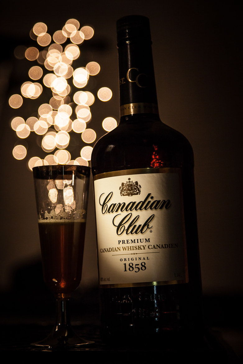Photograph Canadian Whisky - CC - Happy New Year! by Christian Khuong on 500px
