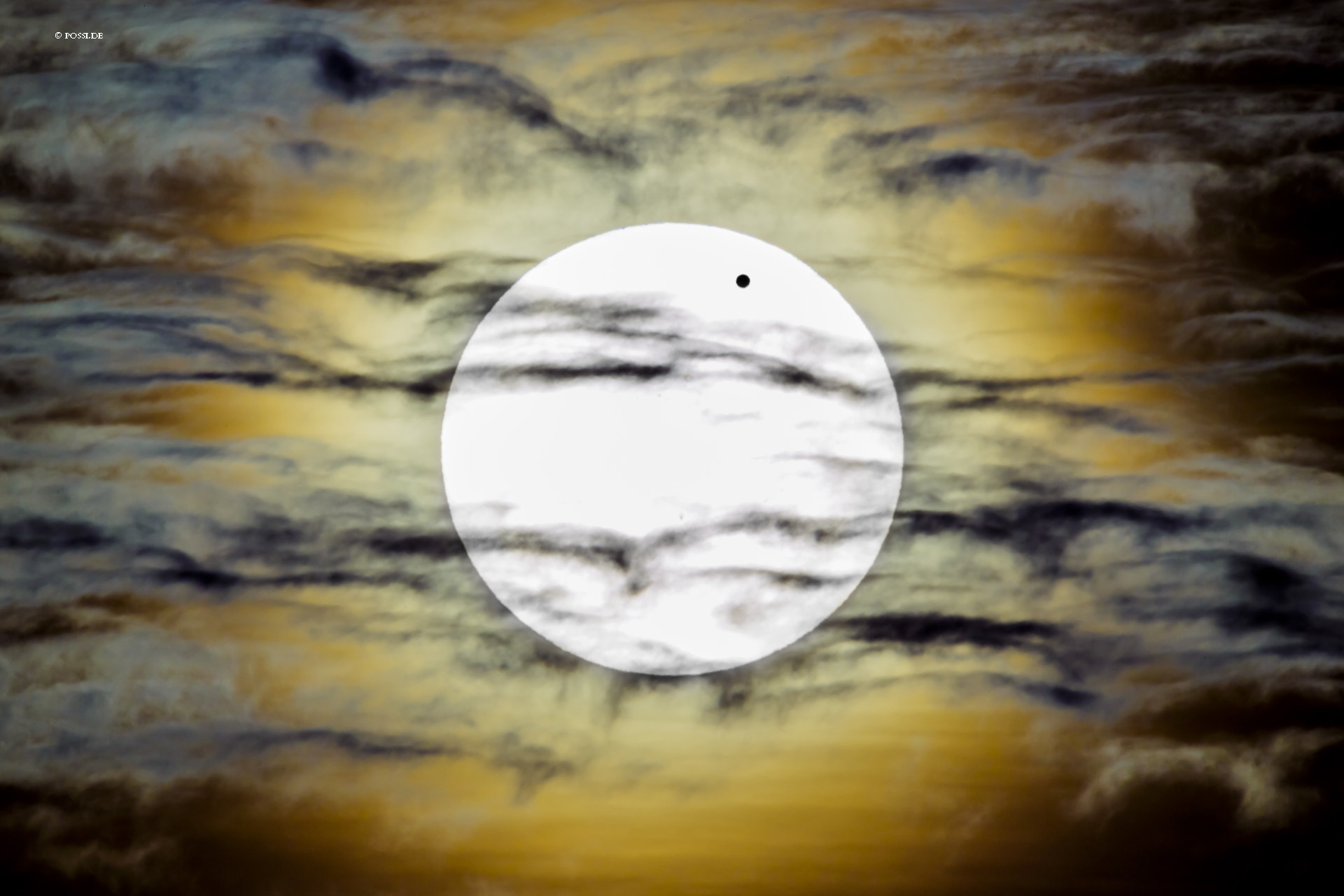 Photograph The Transit of the Venus by Anneliese & Claus Possberg on 500px
