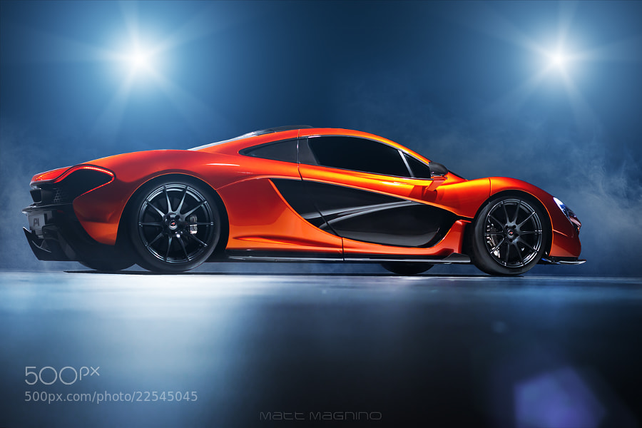 Photograph McLaren P1 by Matt Magnino on 500px
