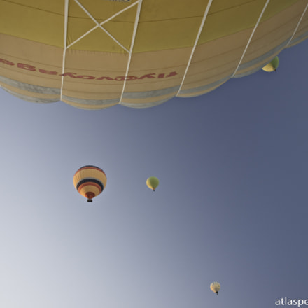 Early Morning Balloons