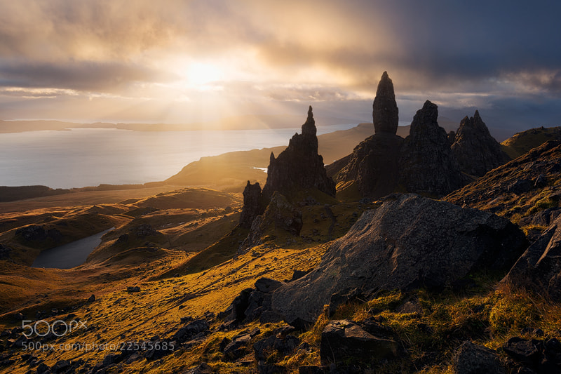Photograph The Old Man of Storr by Tobias Richter on 500px