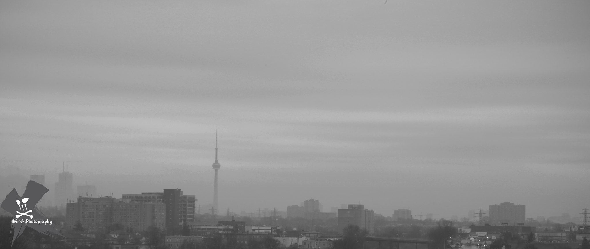 Photograph Toronto in the fog by Sir G on 500px
