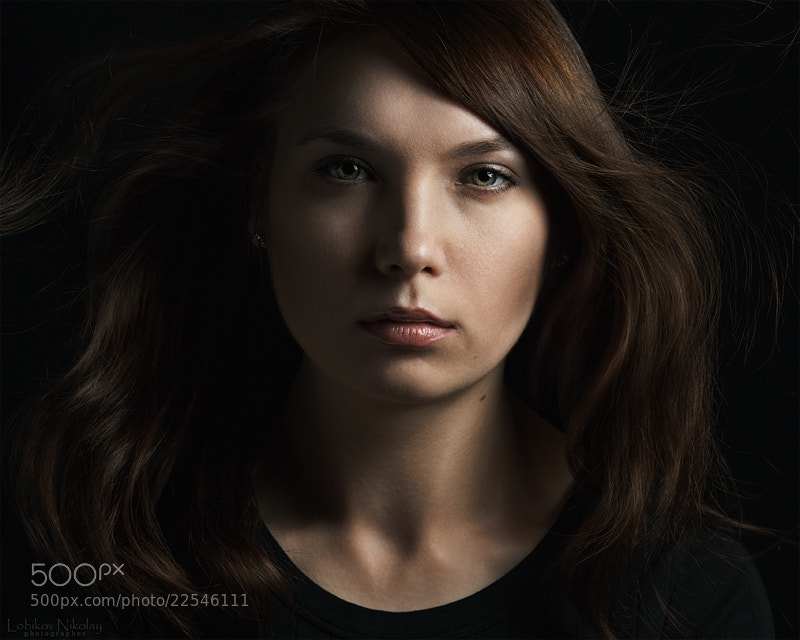 Photograph Marina by Nikolay Lobikov on 500px