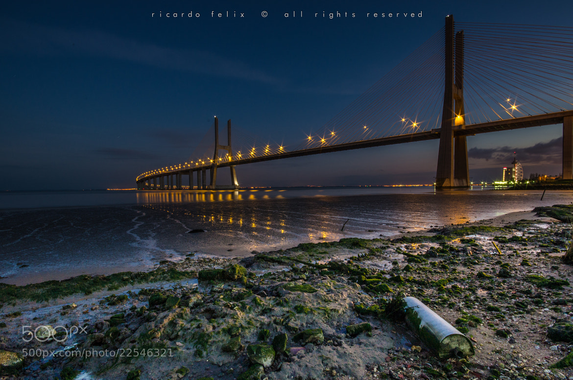 Photograph Ponte Vasco da Gama #5 by Ricardo Bahuto Felix on 500px