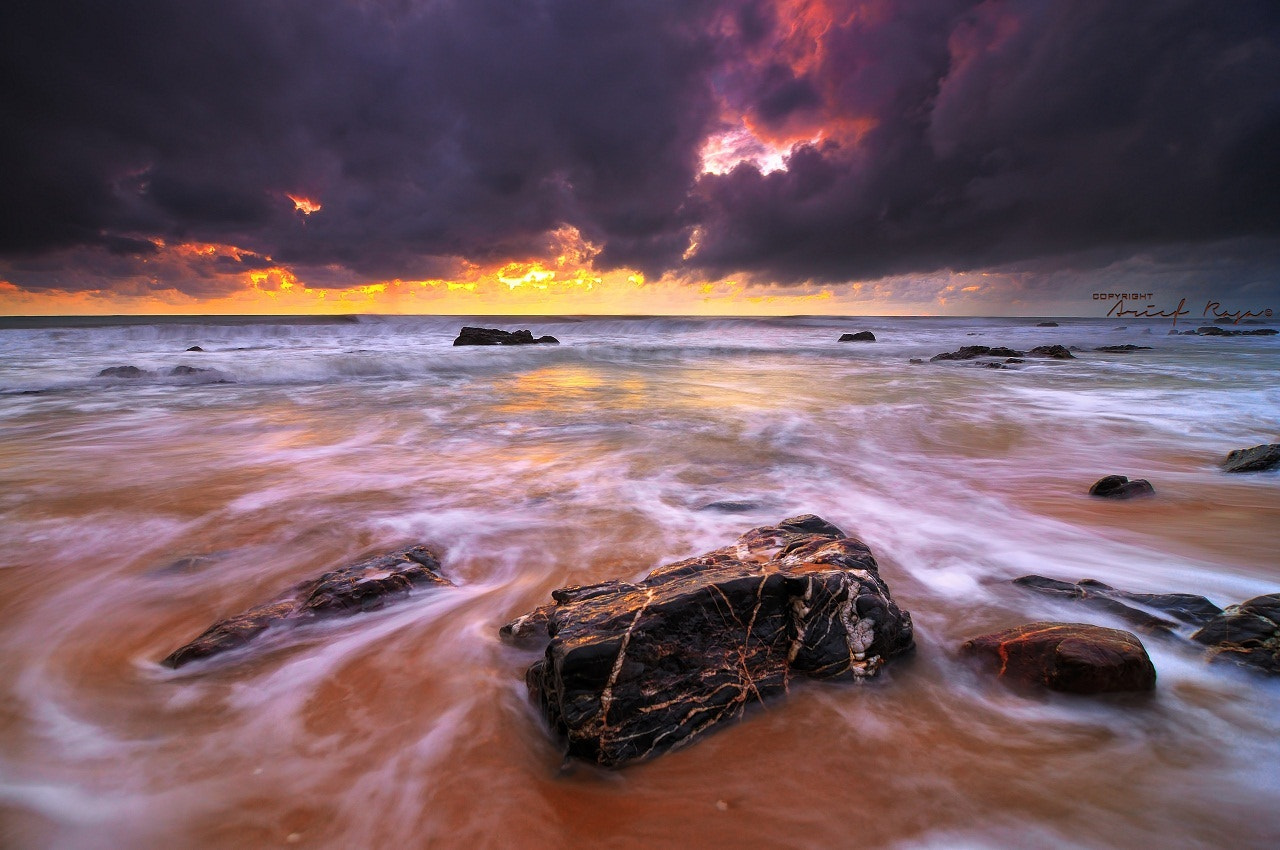 Photograph Monsoon Hunt : Kemasik Beach Part 2 by Kamrul Arifin on 500px