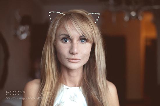 Photograph Nyaa by Dmitriy Chursin on 500px