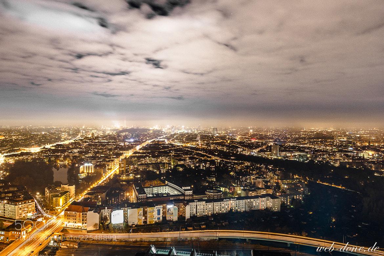Photograph Berlin Night IV by Alexander Steinhof on 500px