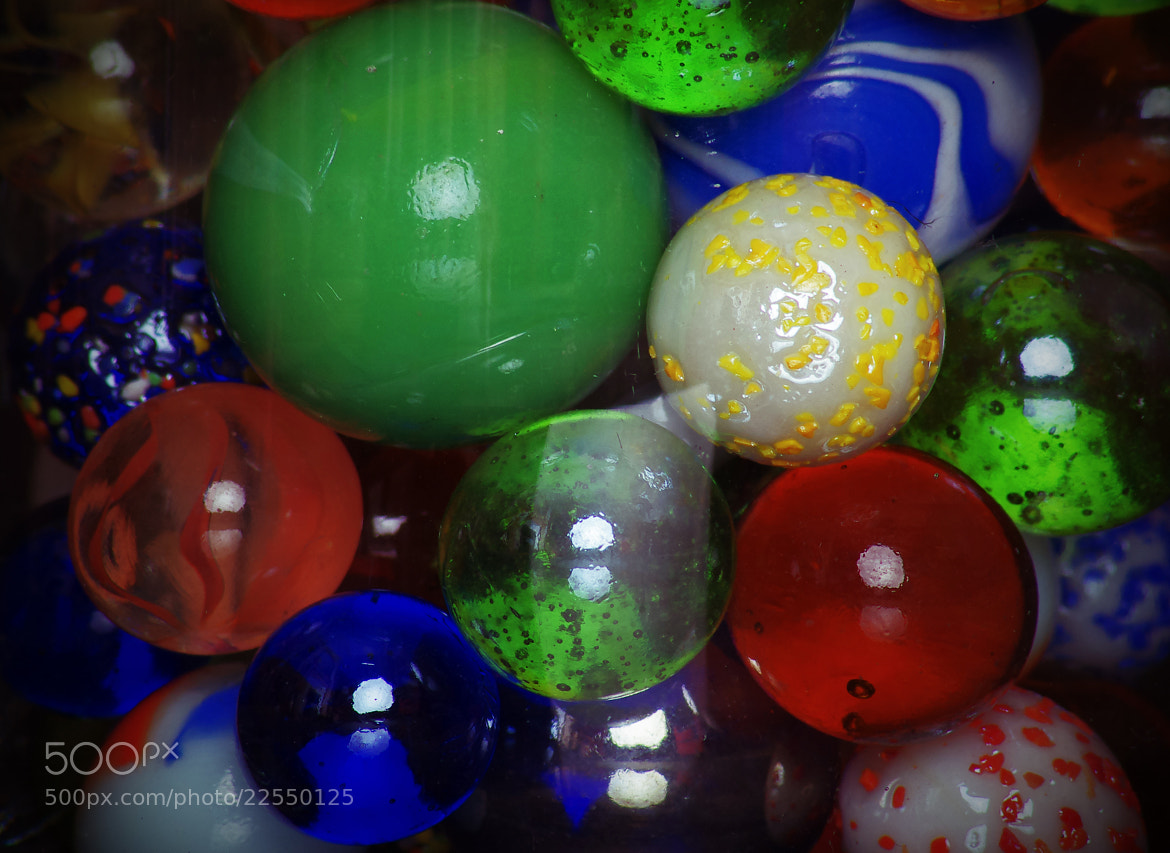 Photograph Load of Balls by Lee Ashman on 500px