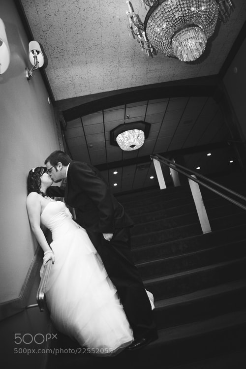 Photograph Bride and Groom by Timmy Marsee on 500px