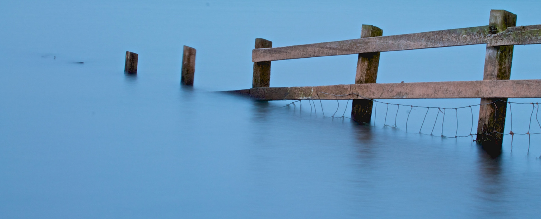 Photograph Rutland Water - Long Exposure  by Darren Smith on 500px