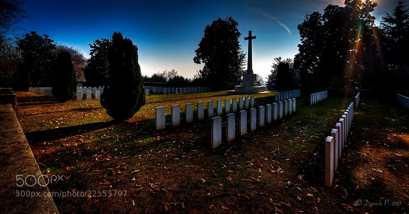 Photograph Their Name Liveth For Evermore by Daniele Pagotto on 500px