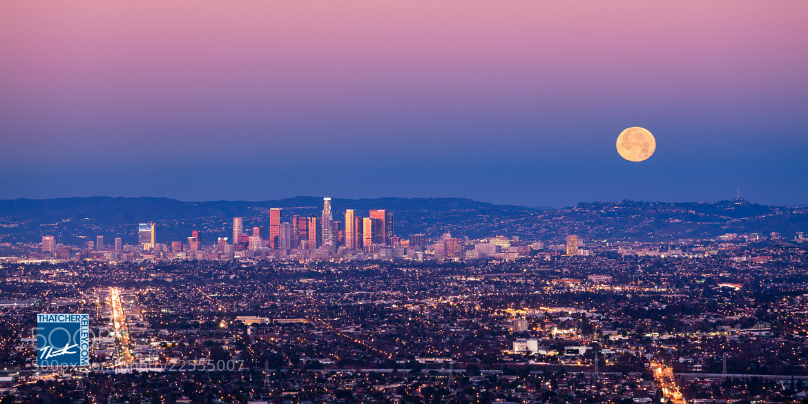 Photograph The City of Angels by Thatcher Kelley on 500px