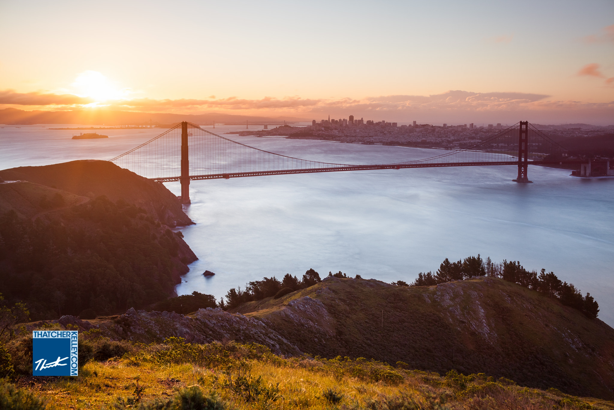 Photograph A Golden Morning by Thatcher Kelley on 500px