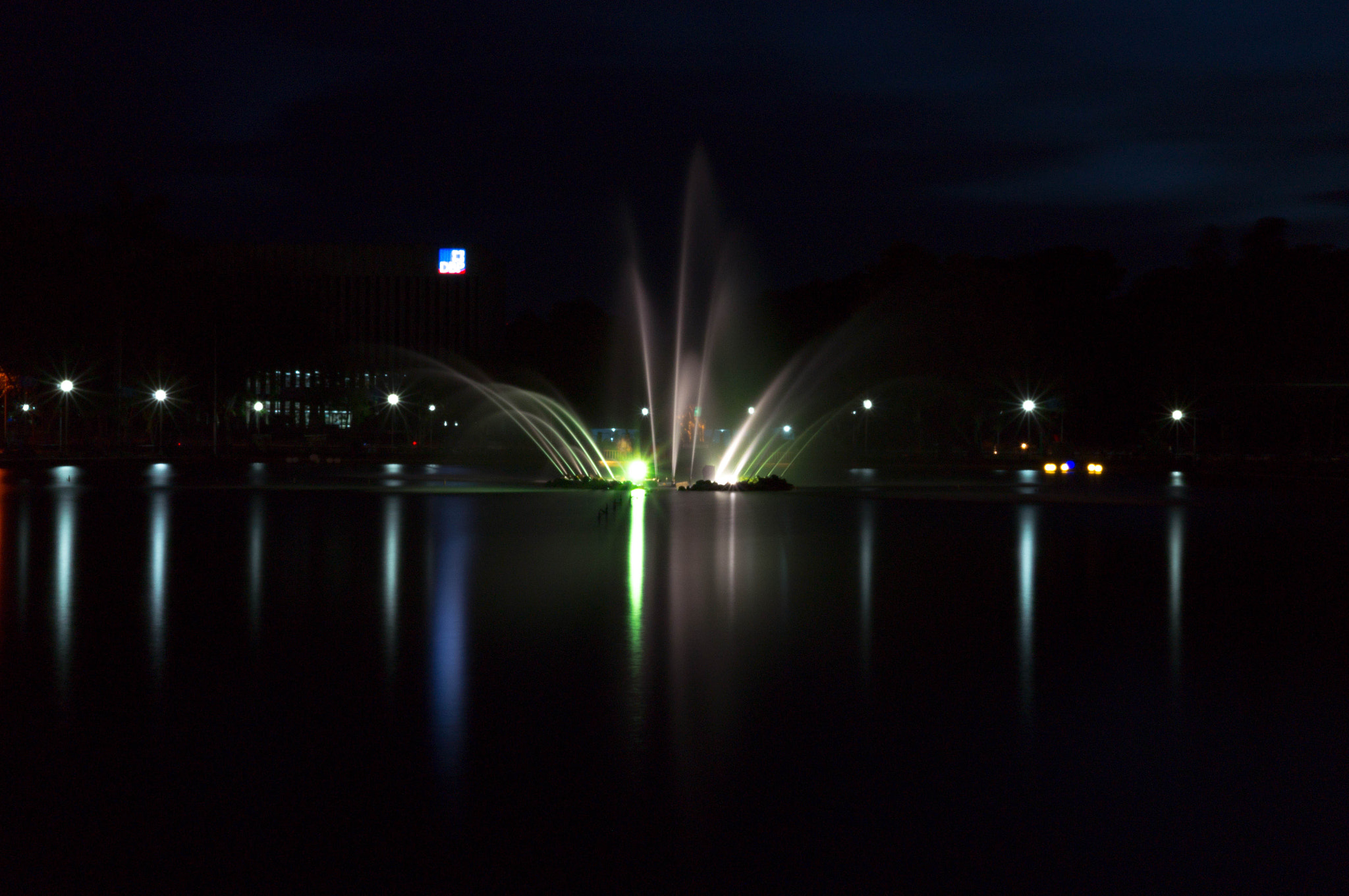 Photograph Bacolod City Capitol Lagoon by Patrick Sy on 500px
