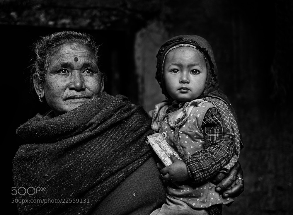 Photograph my love one / BW by Yaman Ibrahim on 500px