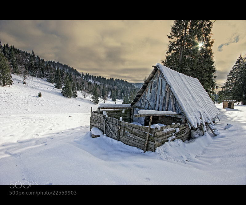 Photograph Barn by György Vrbovszki on 500px
