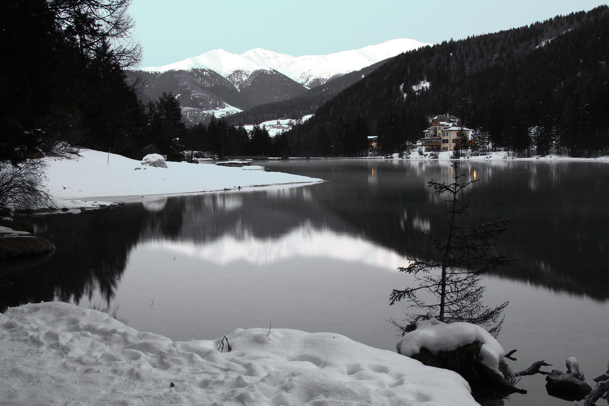 Photograph Toblacher see #6 by Claudio Bozzini on 500px
