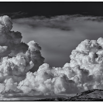 Study of clouds I