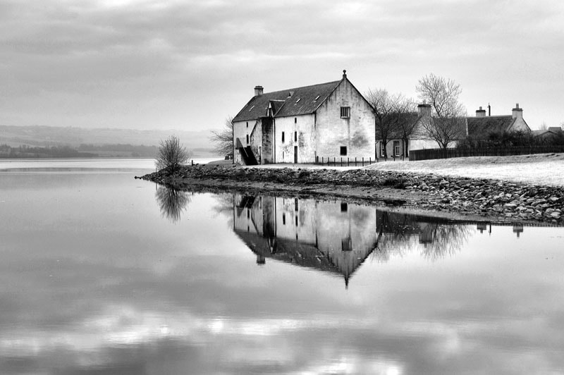 Photograph Storehouse of Foulis, Ross-shire, Scottish Highlands by Heather Leslie Ross on 500px