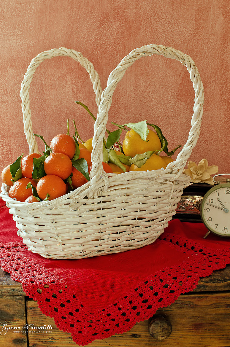 Photograph Oranges and Mandarins basket by Chef Tiziano Muccitelli on 500px