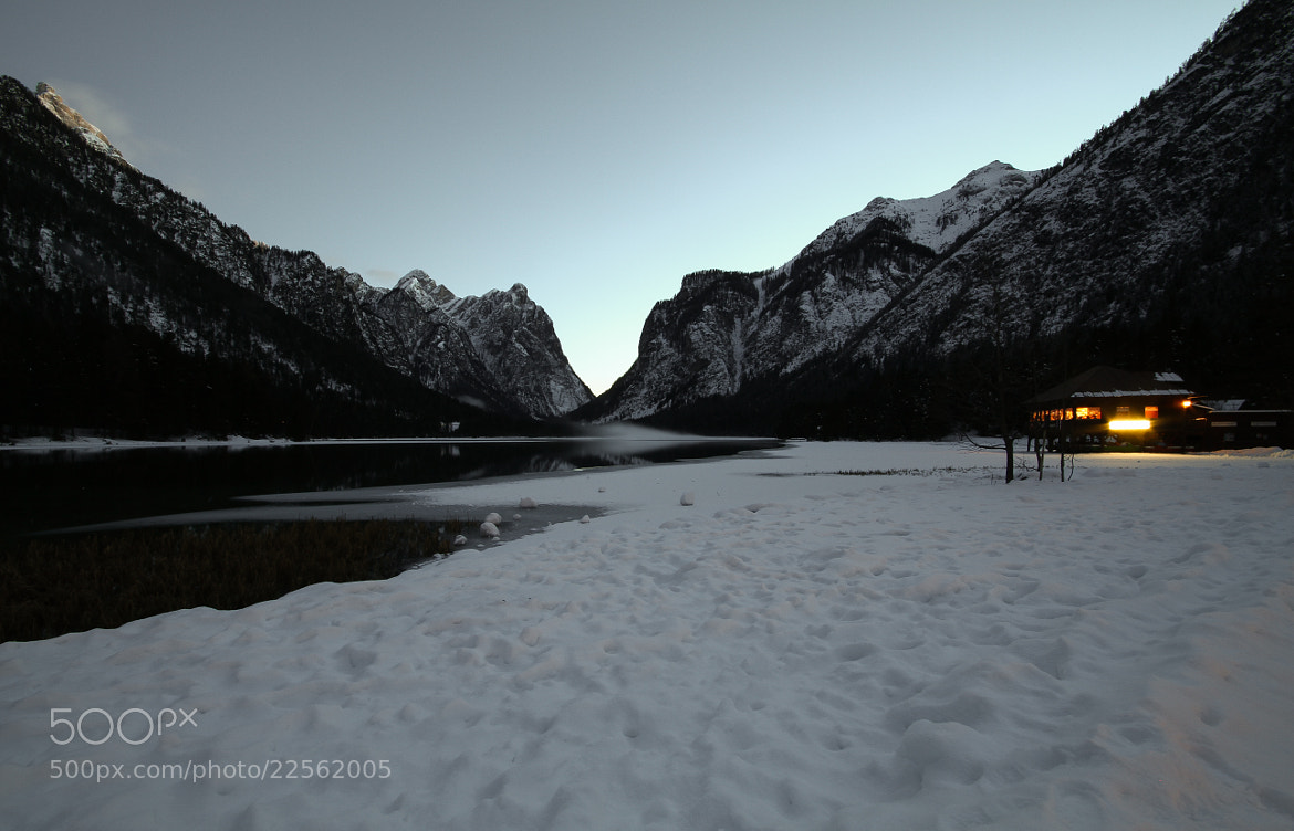 Photograph Toblacher see #2 by Claudio Bozzini on 500px