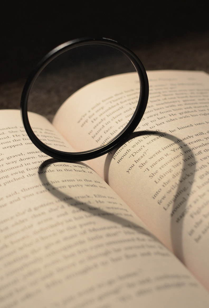 Photograph Love for books by Thomas Kennedy on 500px