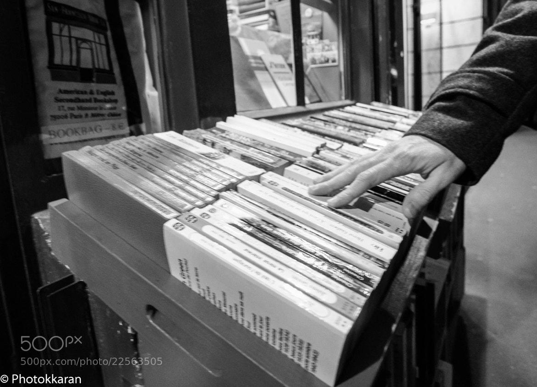 Photograph Drumming the books by Photokkaran PK on 500px