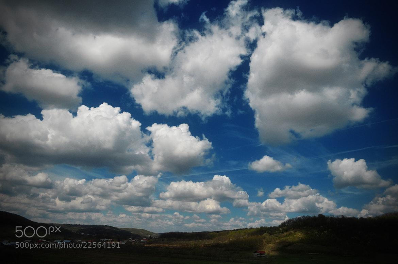 Photograph Sky by Olivia Dodon on 500px