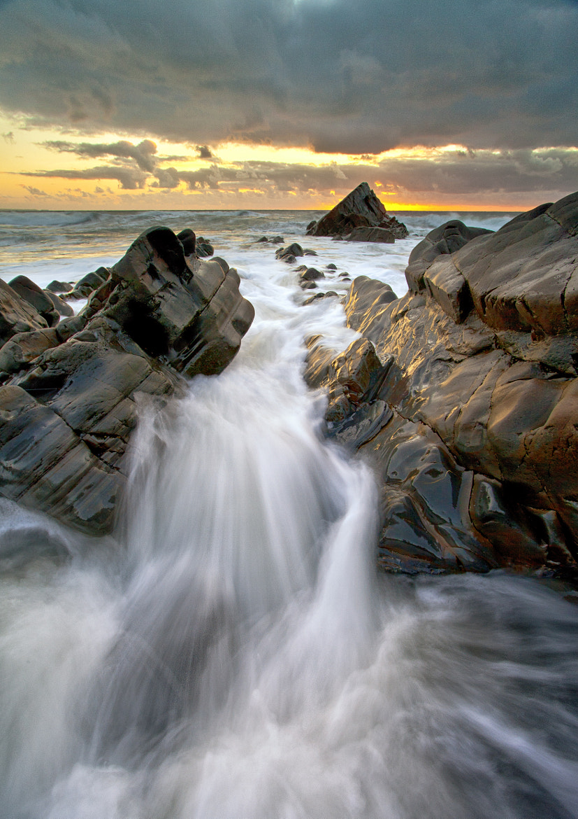 Photograph Gushing Thro' by Chris Marshall on 500px