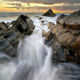 Gushing Thro' by Chris Marshall (Twogiantscoops)) on 500px.com