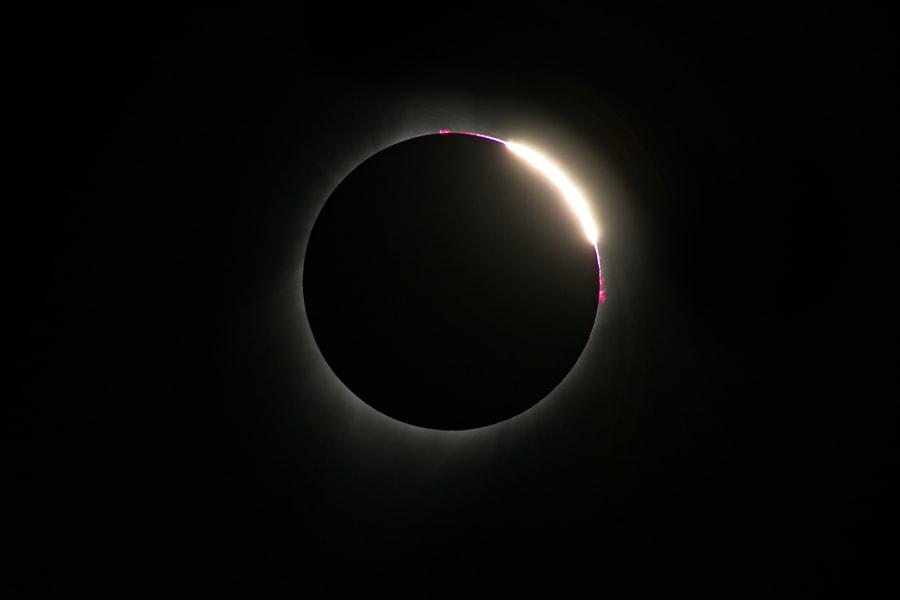 Solar Diamond Ring by Steven Schlagel on 500px.com