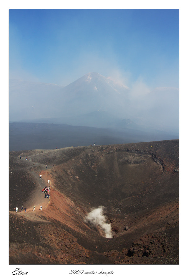 Photograph Etna - sicilie by marleen aerts on 500px