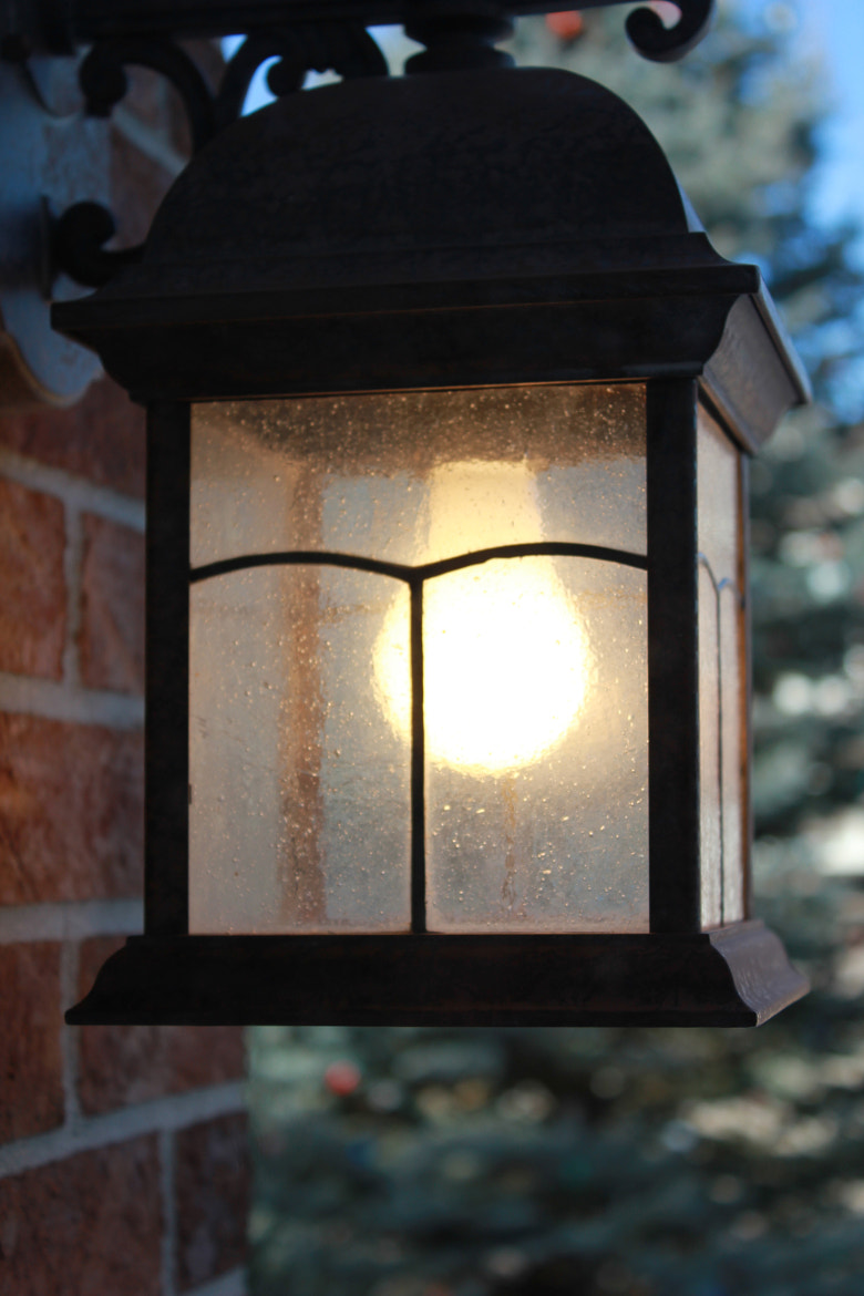 Photograph 007/365 Porch Light by Scott Meade on 500px