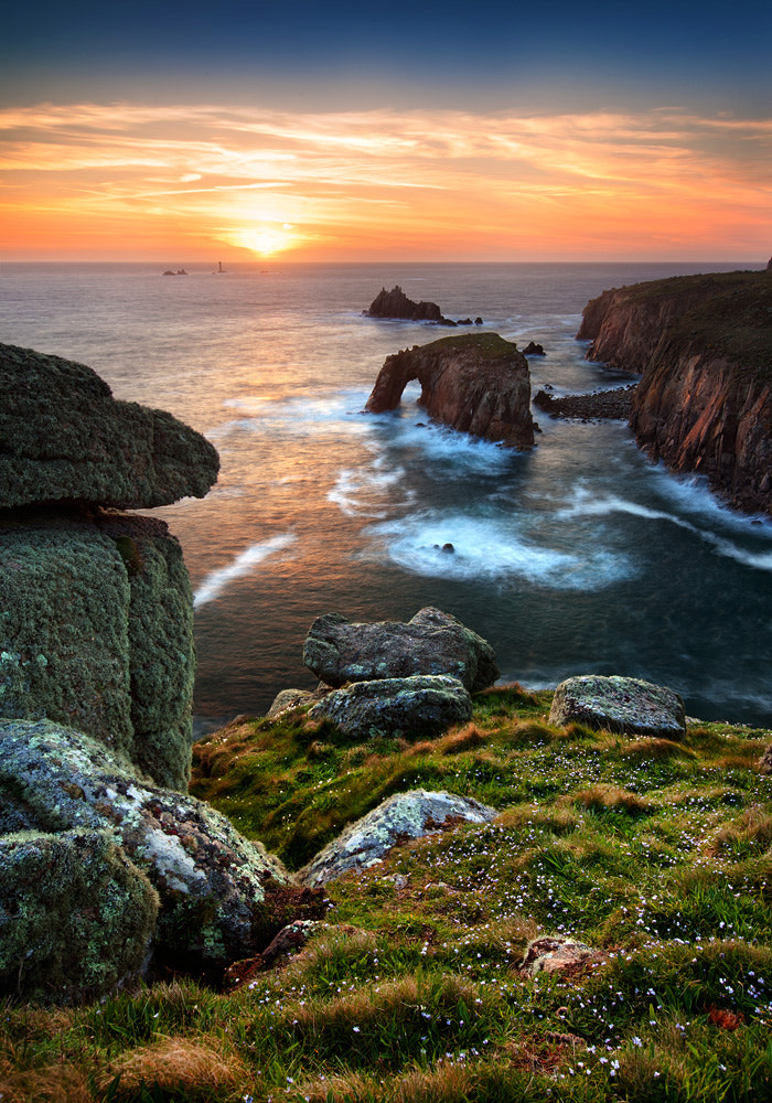 Photograph Land's End by Stephen Emerson on 500px