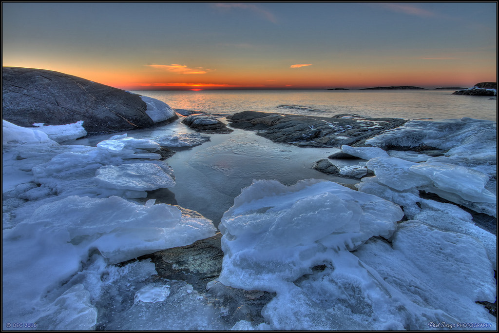 Photograph Ice breaker by Paul Sirugo on 500px