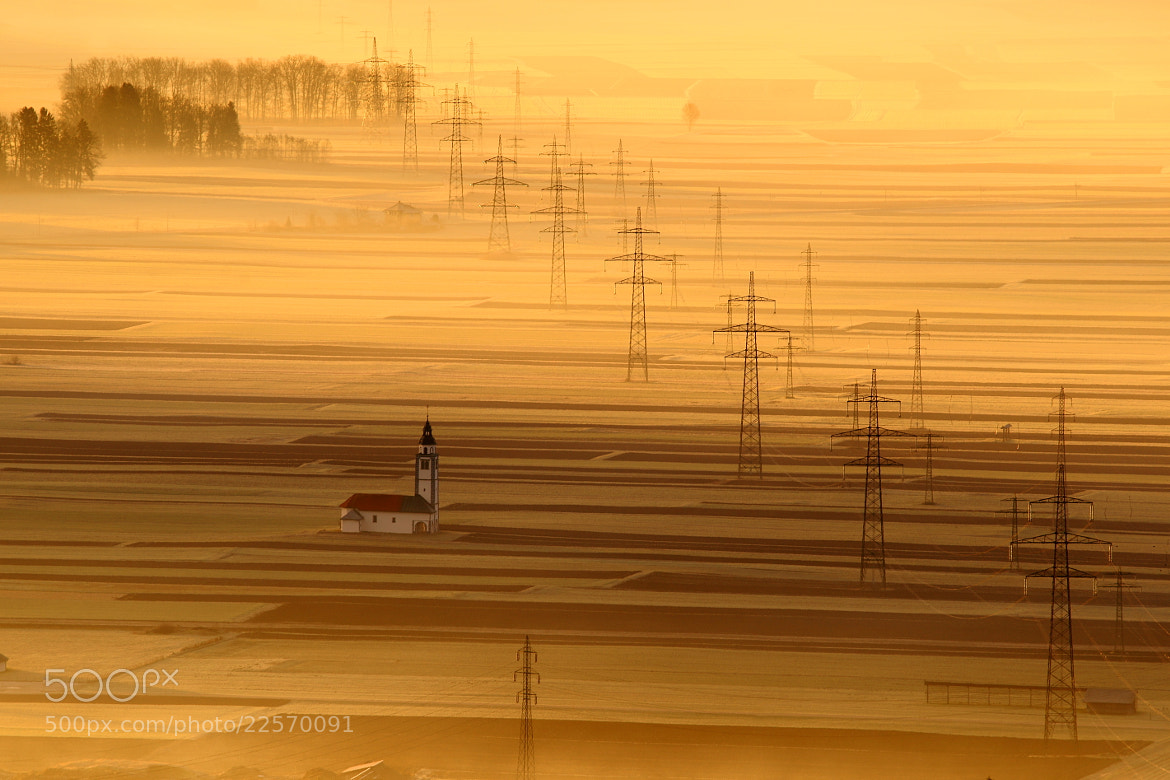 Photograph Electricity by Janez Tolar on 500px