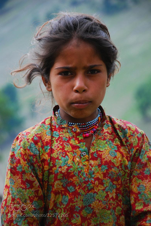 Photograph Gurjar Girl by Irfan Fazili on 500px