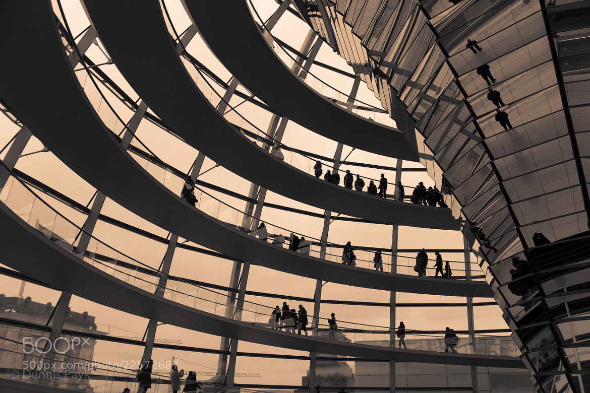 Photograph Reichstag by Dennis Payk on 500px