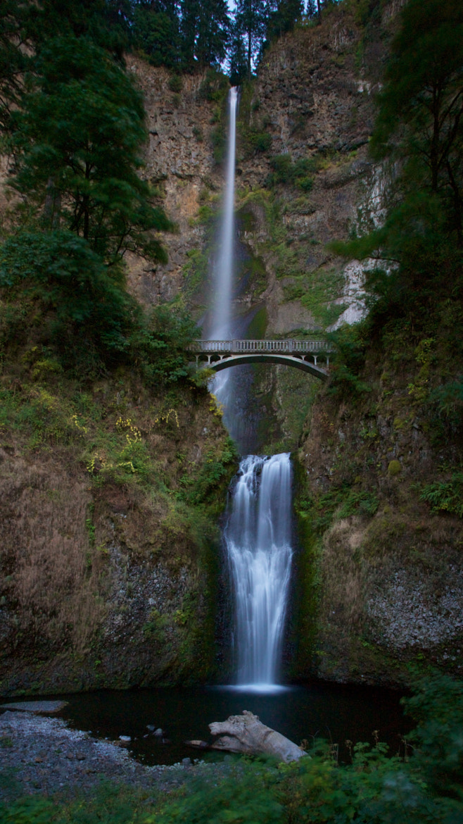 Photograph Multnomah Falls by Welliver Photography  on 500px