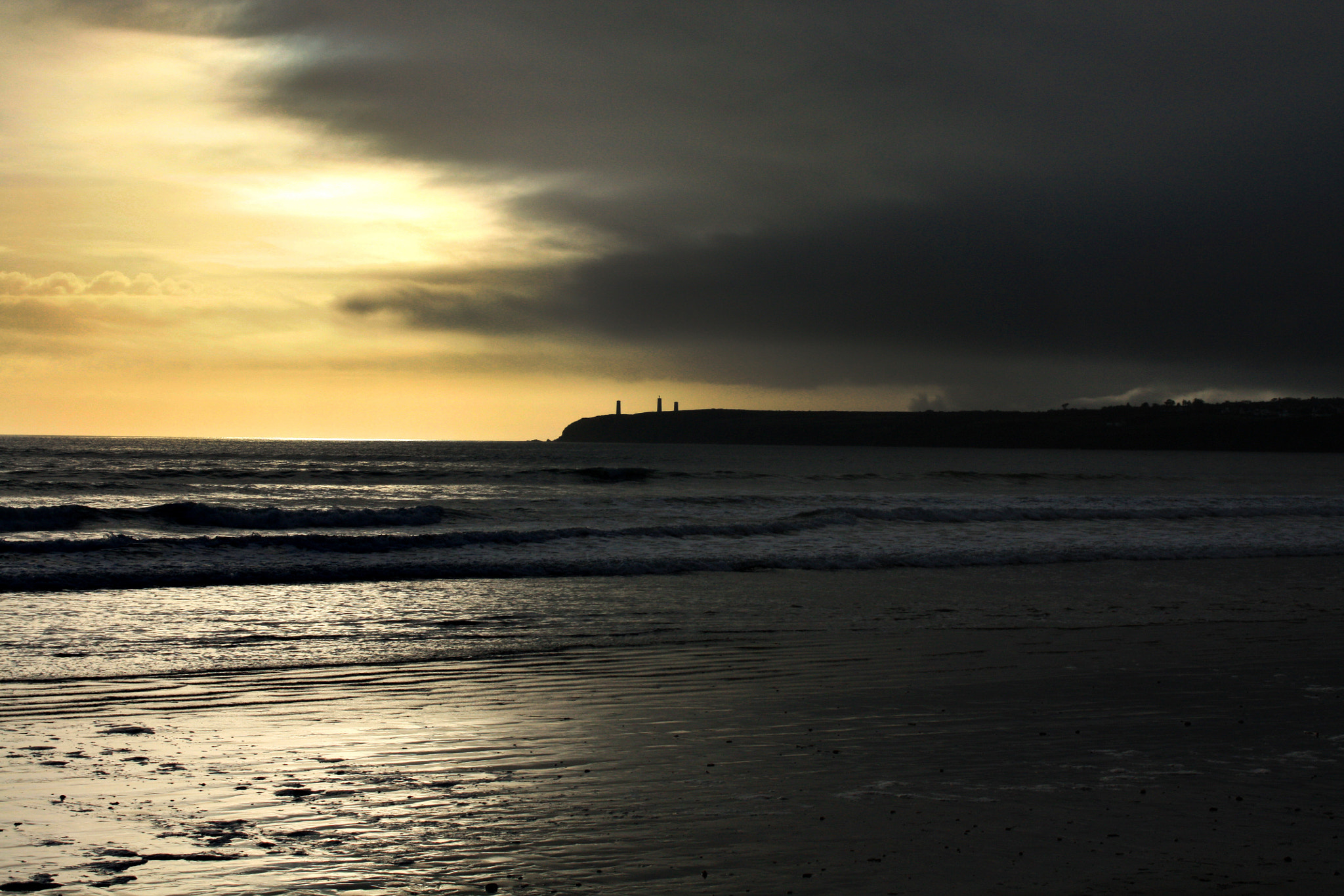 Photograph Tramore Bay by Matt Kehoe on 500px